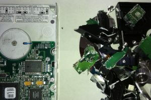 Data destruction our TOP priority